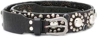 Golden Goose studded belt