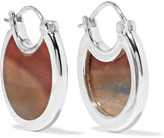 Pamela Love Mojave Silver Jasper Earrings - One size
