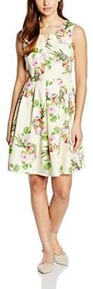 Almost Famous Women's V-Neck Garden Party Dress