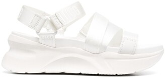UGG LA Shores wedge sandals