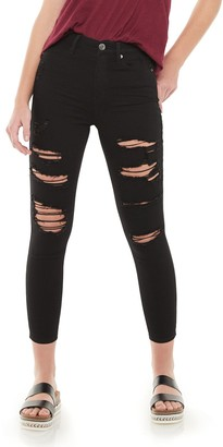 Mudd Juniors' High Rise Ankle Jeggings