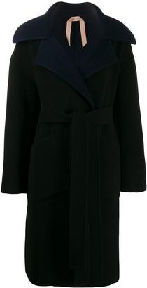 No.21 Oversized Collar Coat