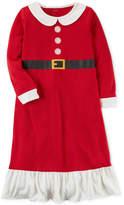 Carter's Santa Nightgown, Little Girls (4-6X) and Big Girls (7-16)