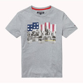 Tommy Hilfiger Ame Photoprint Cn Tee S/S