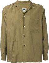 H Beauty&Youth button-up shirt - men - Silk - S
