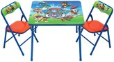 Nickelodeon Paw Patrol Table & Chair Set Toy