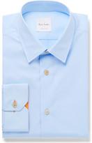 Paul Smith Soho Slim-Fit Cotton-Poplin Shirt