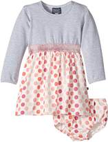 Toobydoo Fun Dots Play Dress (Infant/Toddler)