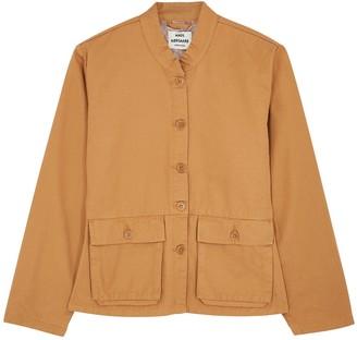 Mads Norgaard Jeriilla camel cotton jacket