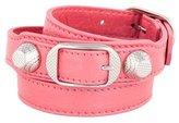 Balenciaga Arena Wrap Bracelet