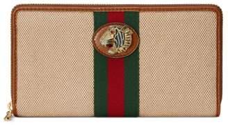 Gucci Rajah Zip Around Wallet