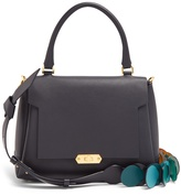 Anya Hindmarch Bathurst small leather shoulder bag
