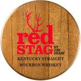 Bed Bath & Beyond Jim Beam® Red Stag Bourbon Barrel Head Wall Décor