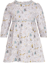 Monsoon Baby Fearne Twill Dress