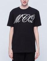 McQ by Alexander McQueen Logo Classic T-Shirt