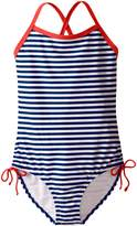Kanu Surf Big Girls' Bali One Piece Swimsuit