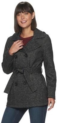 Details Women's DB Belted Fleece Jacket