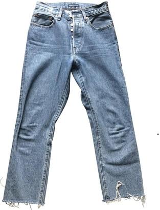 Levi's Blue Denim - Jeans Jeans for Women