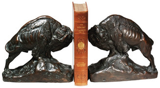 Buffalo David Bitton Ok Casting Bookends