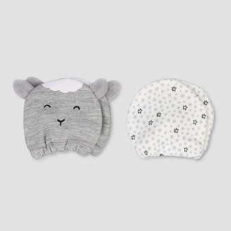 Carter's Just One You Made By Baby Boy' 2pk Lamb Mitten - Jut One You® made by carter' Gray