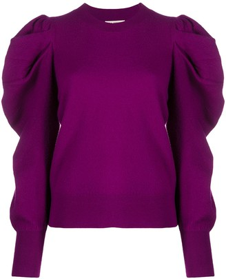 Ulla Johnson Puff Sleeve Jumper