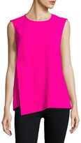 Vince Camuto Double Layer Shell Top