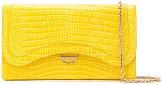 Emilio Pucci Crocodile-Embossed Wallet
