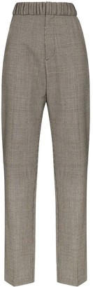 Y/Project Houndstooth Pattern Trousers