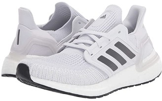 adidas Ultraboost 20 (Dash Grey/Grey Five/Footwear White) Women's Running Shoes