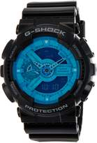Casio Men's G-Shock GA110B-1A2 Plastic Quartz Watch