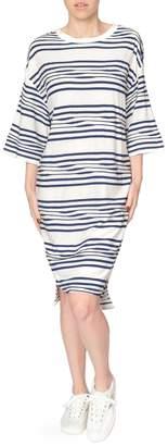 NATIVE YOUTH Stripe Tee Dress
