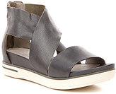 Eileen Fisher Metallic Sport Sandals