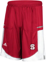 adidas Men's NC State Wolfpack Player Shorts