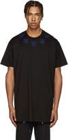 Givenchy Black Stars T-Shirt