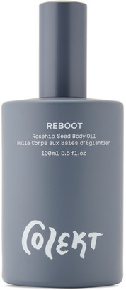Colekt Reboot Body Oil, 100 mL