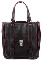 Proenza Schouler Distressed Leather PS1 Tote