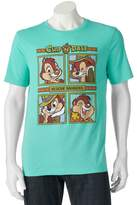 Disney Men's Chip & Dale Rescue Rangers Tee