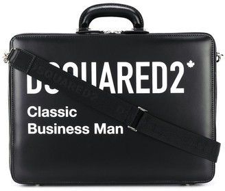 DSQUARED2 Classic Business Man briefcase