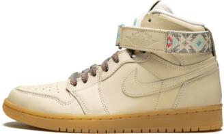 Jordan Air 1 Retro Hi Strap N7 Shoes - Size 7