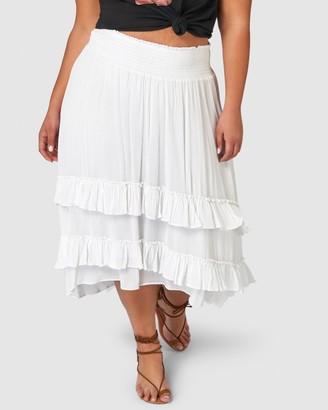 The Poetic Gypsy Byron Maxi Skirt