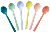 Rice Shine Melamine Spoons - Set of 6