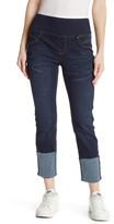 Seven7 Tummy Toner Deep Cuff Jeans