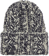 Richard James Alpaca Marl Wool Hat