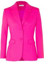 Altuzarra Fenice Wool-blend Blazer - Bright pink