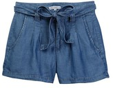 Ella Moss Sara Chambray Shorts (Big Girls)