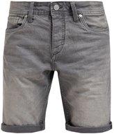 Jack & Jones Jjirick Denim Shorts Grey Denim