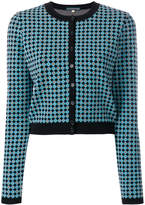ALEXACHUNG Alexa Chung cropped fitted cardigan