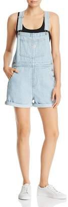 Levi's Vintage Denim Shortalls in Short and Sweet
