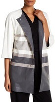 Lafayette 148 New York Jolene Leather Jacket