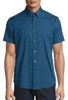 Theory Sylvian Cotton Shirt